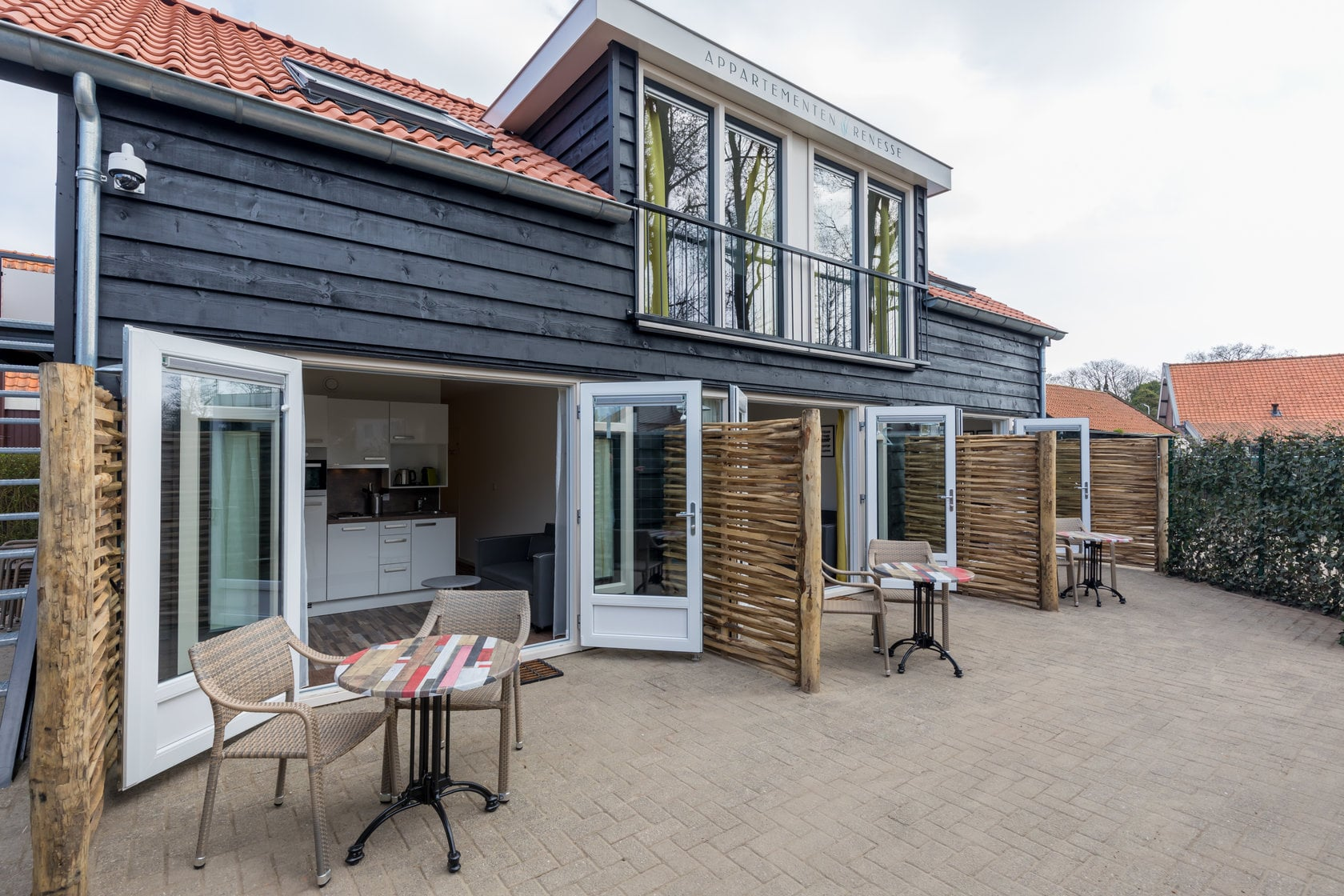 Room prices - Renesse Appartementen
